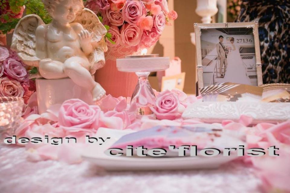 台北婚佈@艾美酒店 夢幻蝴蝶花園 婚禮佈置10.jpg