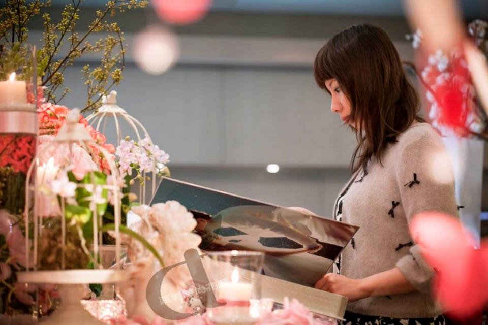 台北婚佈@艾美酒店 夢幻蝴蝶花園 婚禮佈置13.jpg
