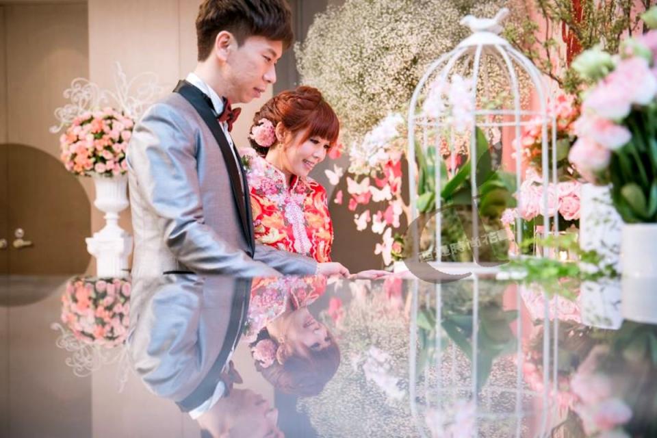 台北婚佈@艾美酒店 夢幻蝴蝶花園 婚禮佈置14.jpg