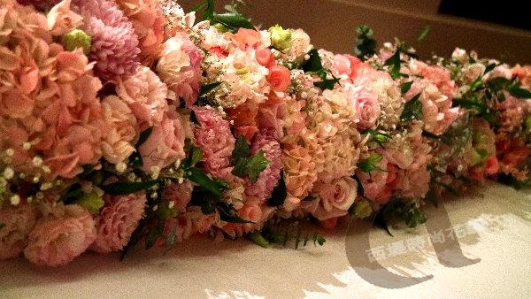 西堤時尚花藝 土城青青餐廳婚禮佈置9.jpg