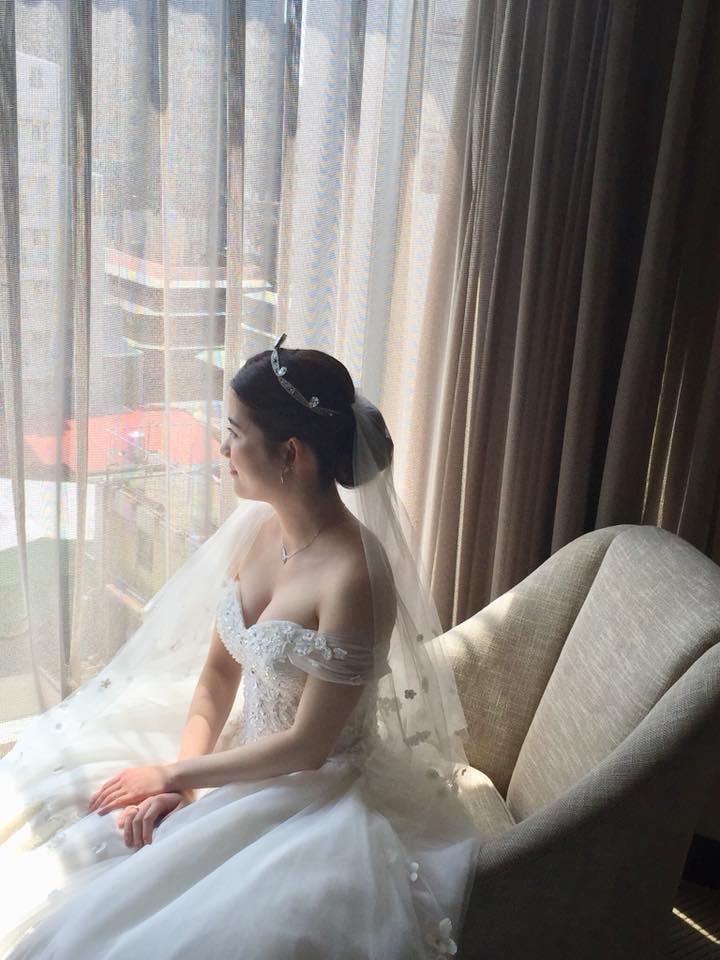 台北新秘靜瑀@如盈白紗古典造型分享 新娘秘書 饅頭爸團隊5.jpg