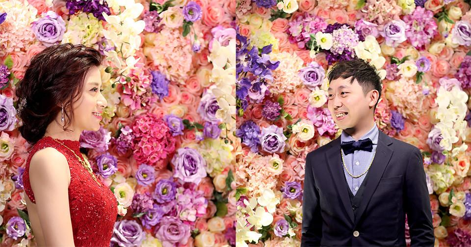 婚禮當天,婚攝會拍類婚紗嗎?